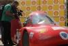 Студенти от Техническия университет – София показаха своя автомобил от Shell Eco-marathon 2017