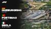 Формула 1 отива на Имола, Нюрбургринг и Портимайо през Сезон 2020