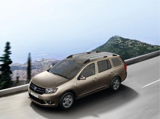 Новата Dacia Logan MCV идва през третото тримесечие