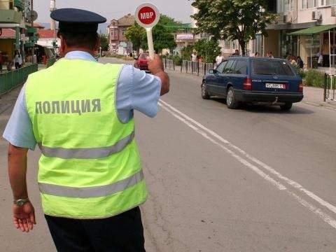 Стартира полицейска операция по метода на широкообхватния контрол