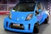 Tata Super Nano - тунинг от спортното ателие JA Motorsport
