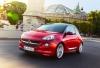 Opel ADAM с безжично зареждане на мобилни телефони