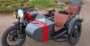 Уникален Урал 750 Турист от  KEVILS – вместо семеен автомобил