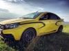 """Спортният вариант на Lada Vesta е по избор със 180, 150 или 136 """"кончета"""" под капака"""