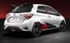Първи снимки на новата спортна Toyota Yaris. Мъникът обещава 210 конски сили