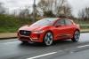 """Първият електромобил на Jaguar се """"разходи"""" по лондонските улици"""