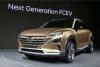 Hyundai лансира нов водороден SUV и електрифицирана KONA през 2018