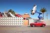 Сюрреалистични образи с новия JAGUAR E-PACE SUV, сътворени от дигитален художник