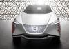 Nissan представи електрическата кoнцепция IMx по време на Автомобилен салон Токио