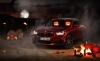 Хелоуин фенер, зад волана на BMW X2