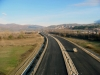 """Над 50 хил. т асфалт са положени досега на АМ """"Струма"""" между Кресна и Сандански"""