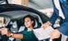 Как жената купува кола?