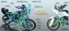 Мотоциклет с променлив наклон на вилката представиха вчера в София