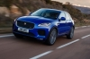Jaguar E-PACE с адаптивно окачване, нови технологии и бензинов двигател с 200 конски сили