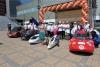 Българските отбори в Shell Eco-marathon Европа 2018 и техните автомобили бяха представени официално