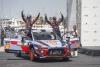 Белгийският екипаж Тиери и Николас  успяха да откраднат победата с 0.7 секунди