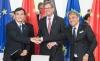 SEAT подписа споразумение за работа със Съвместното предприятие (Joint Venture) между Volkswagen Group China и JAC