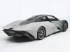 Първият прототип на McLaren Speedtail е готов. Очакват го година тестове