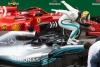 Формула 1: Класиране при пилотите след Гран при на Бразилия 2018