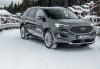 SUV гамата на Ford с рекордни продажби в Европа. EcoSport, Kuga и Edge отбелязват 21% ръст