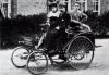 Знете ли че? Първият в света нарушител на максимално допустимата скорост е карал с 13 км/ч