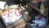 Салонът на колата – най-мръсното място на земята?