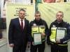 """Двама полицаи на РУ – Своге бяха отличени на церемонията """"Годишни награди за пътна безопасност"""""""