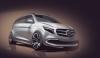 Mercedes обнови V-Class. Обеща и изцяло електрическа версия