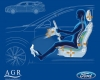 Седалките на новия Ford Focus щадят гърбовете