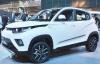 Елмоделът Mahindra e-KUV100 ще бъде лансиран след шест месеца