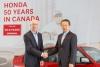 50 години Honda в Канада