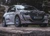 Новото Peugeot 208 получава състезателна версия R2
