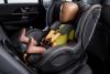 Детска седалка на Mercedes с нова концепция за по-голяма безопасност