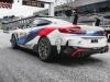 Най-мощното BMW e новата кола за сигурност на MotoGP