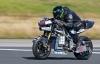 Нов световен рекорд за скорост с електрически мотоциклет