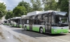 8 нови автобуса YUTONG, задвижвани на природен газ, са новата придобивка на обществения градски транспорт в гр. Габрово