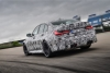 Финална подготовка преди старта: новото BMW M3 Седан и новото BMW M4 Купе на пистата